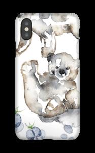 Bjørneklem deksel IPhone X