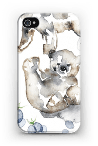 BEAR HUG skal IPhone 4/4s