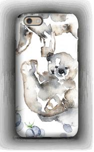 Karhun halaus kuoret IPhone 6 tough