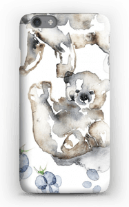 Bjørneklem deksel IPhone 6s
