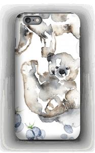 Karhun halaus kuoret IPhone 6s Plus tough