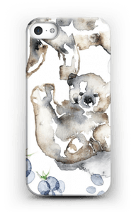 BEAR HUG case IPhone SE
