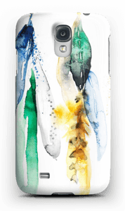 Léger comme une plume Coque  Galaxy S4
