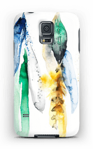 LIGHT AS A FEATHER  case Galaxy S5