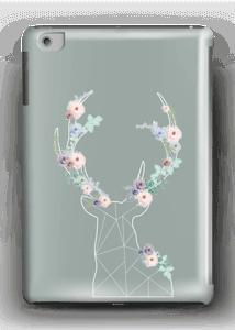 Cerf & Fleurs  Coque  IPad mini 2