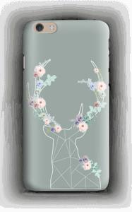 Kukkaispeura kuoret IPhone 6 Plus
