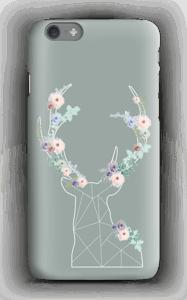 Cerf & Fleurs  Coque  IPhone 6s