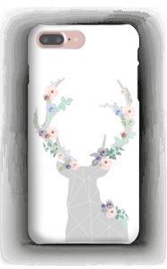 Blomsterrein deksel IPhone 7 Plus
