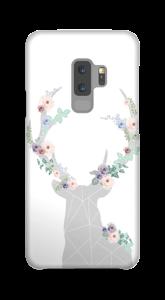 Ren i blomster skal Galaxy S9 Plus