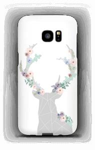 Kukkaispeura kuoret Galaxy S7 Edge