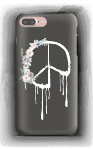 Peace Flower kuoret IPhone 7 Plus
