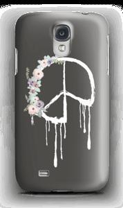Peace Flower kuoret Galaxy S4