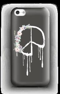 Peace Flower kuoret IPhone 5c