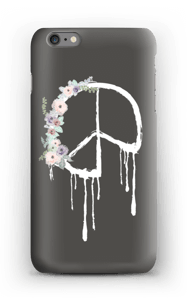 Peace Flower kuoret IPhone 6s Plus