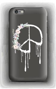 Peace Flower kuoret IPhone 6s Plus tough