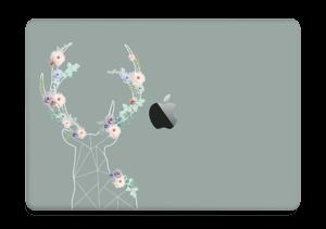 """Ren med blommor Skin MacBook Pro 13"""" 2016-"""