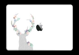 """Blooming Deer Skin MacBook Pro 13"""" 2016-"""