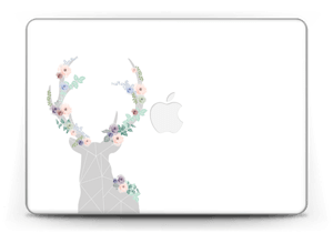 "Blooming Deer Skin MacBook Pro Retina 13"" 2015"