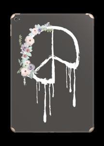 Peace Flowers  Skin IPad Air 2
