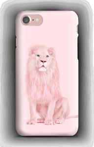 Rosa løve deksel IPhone 7