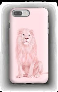 Rosa løve deksel IPhone 7 Plus tough