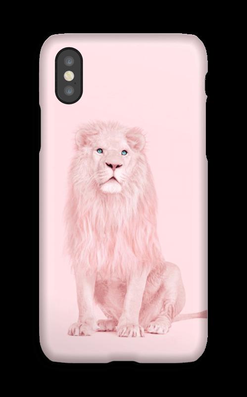 coque iphone x lion