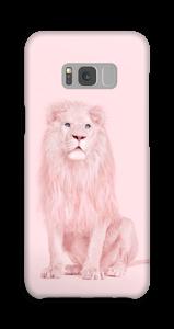 Rosa løve deksel Galaxy S8 Plus
