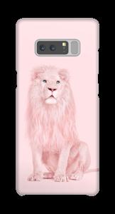 Rosa løve deksel Galaxy Note8