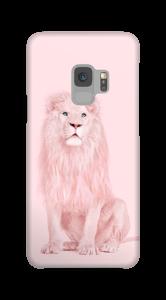 Rosa Löwe Handyhülle Galaxy S9