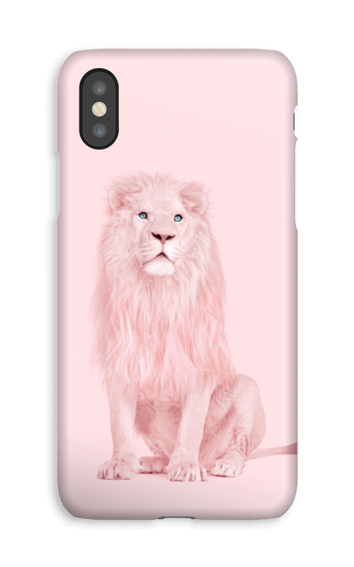 Lion In Pink Caseapp