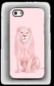 Lion Rose Coque  IPhone 5/5s tough