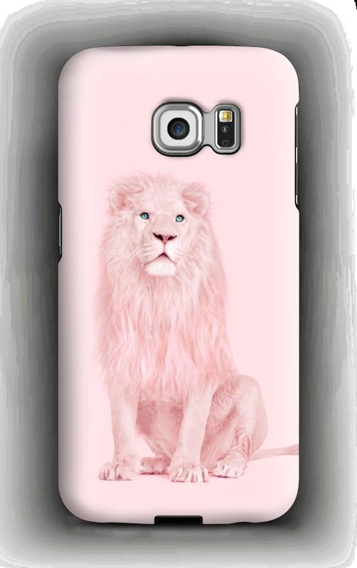 coque samsung s6 lion