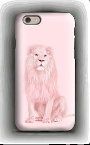 Pinkki leijona kuoret IPhone 6s tough