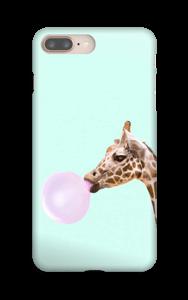 Boblende giraff deksel IPhone 8 Plus