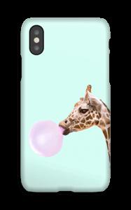 バブルガムジラフ ケース IPhone X
