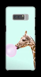 Giraffe Gum Coque  Galaxy Note8