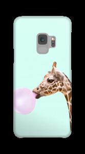 バブルガムジラフ ケース Galaxy S9
