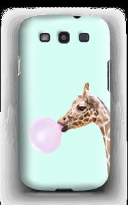 Boblende giraff deksel Galaxy S3