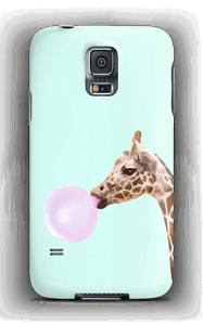 Bubbly giraffe case Galaxy S5