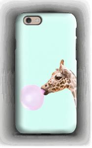 Bubbly giraffe case IPhone 6 tough