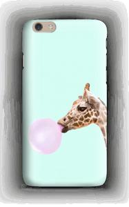 Bubbly giraffe case IPhone 6 Plus