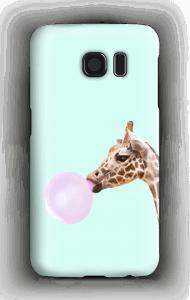 Bubbly giraffe case Galaxy S6