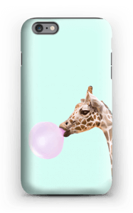 Bubbly giraffe case IPhone 6s Plus tough