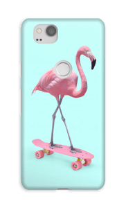 Flamenco Skater funda Pixel 2