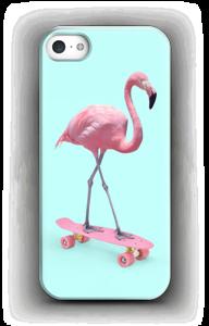 Skeittari flamingo kuoret IPhone 5/5S