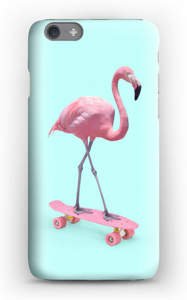 Flamant Rose Skate Coque  IPhone 6s