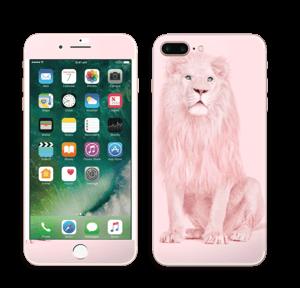 Rosa Løve Skin IPhone 7 Plus