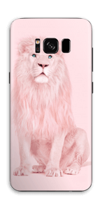 Lion all in pink Skin Galaxy S8