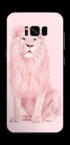 Rosa Løve Skin Galaxy S8 Plus