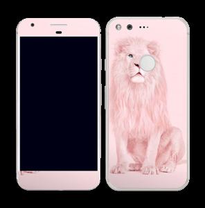 Rosa Løve Skin Pixel